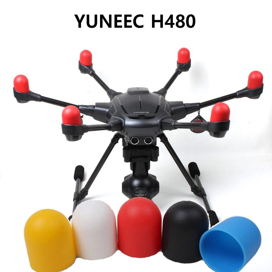 6 шт./лот Двигатель Заглушки для yuneec h480 Двигатель 5 цветов доступны