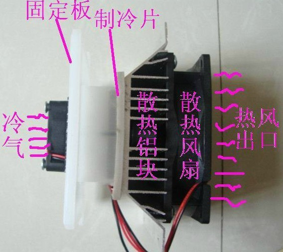 Freeshipping semiconductor refrigeration cooling suite tec1 12708 65w semiconductor refrigeration part