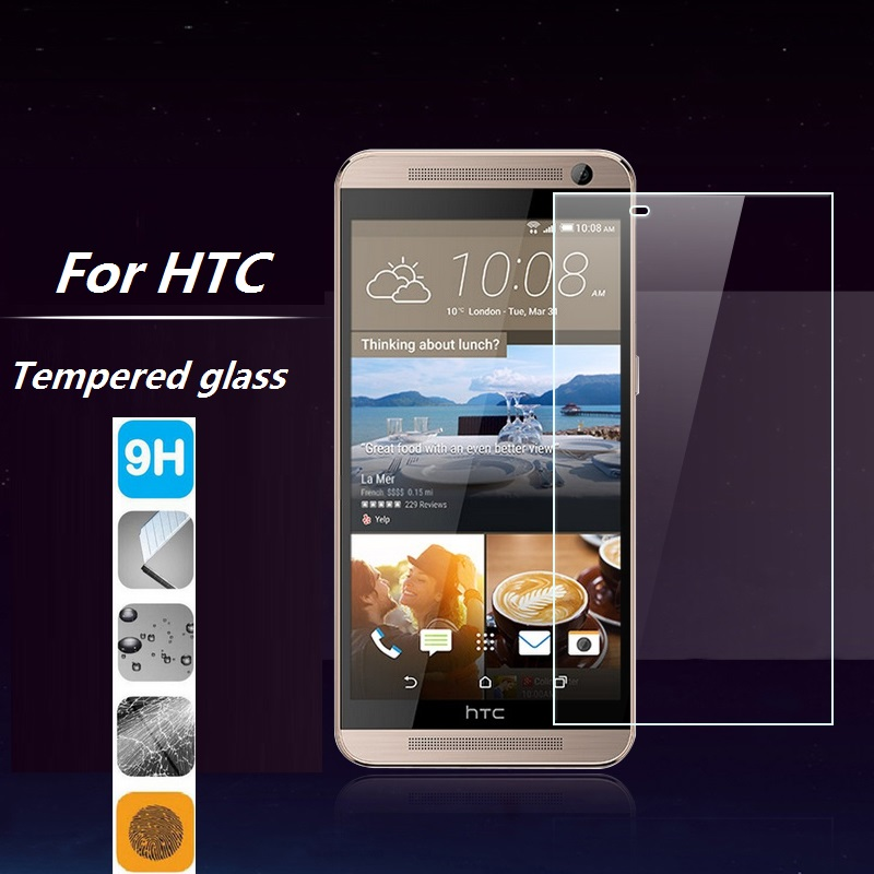 9H Tempered Glass For HTC Desire 628 828 830 530 820 M10 M8 M4 X9 S9 2.5D 9H Screen Protector For HTC Cover Case Protective Film