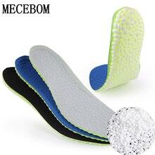 Men Shoe insole Comfortable Foam Boost insole for sneakers Shock-Absorbant Sport Shoe Pad Cushing size 39-45 s053