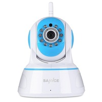 SANNCE 1080P Smart Wireless IP Camera IR Night Wifi Surveillance Camera Network Home Indoor Baby Monitor