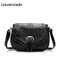 REALER Brand Women Messenger Bag Female Hollow Out Saddle Bag PU Fahsion Ladies Shoulder Bag