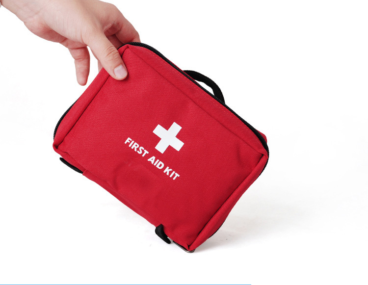 Outdoor Tactical Emergency Medical First Aid Pouch Bags Survival Pack Rescue Kit Bag