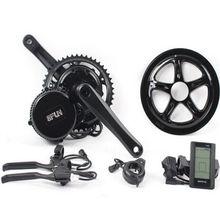 Bafang BBS03/BBSHD Lastest model 48V 1000W Ebike Electric bicycle Motor 8fun mid drive electric bike conversion kit