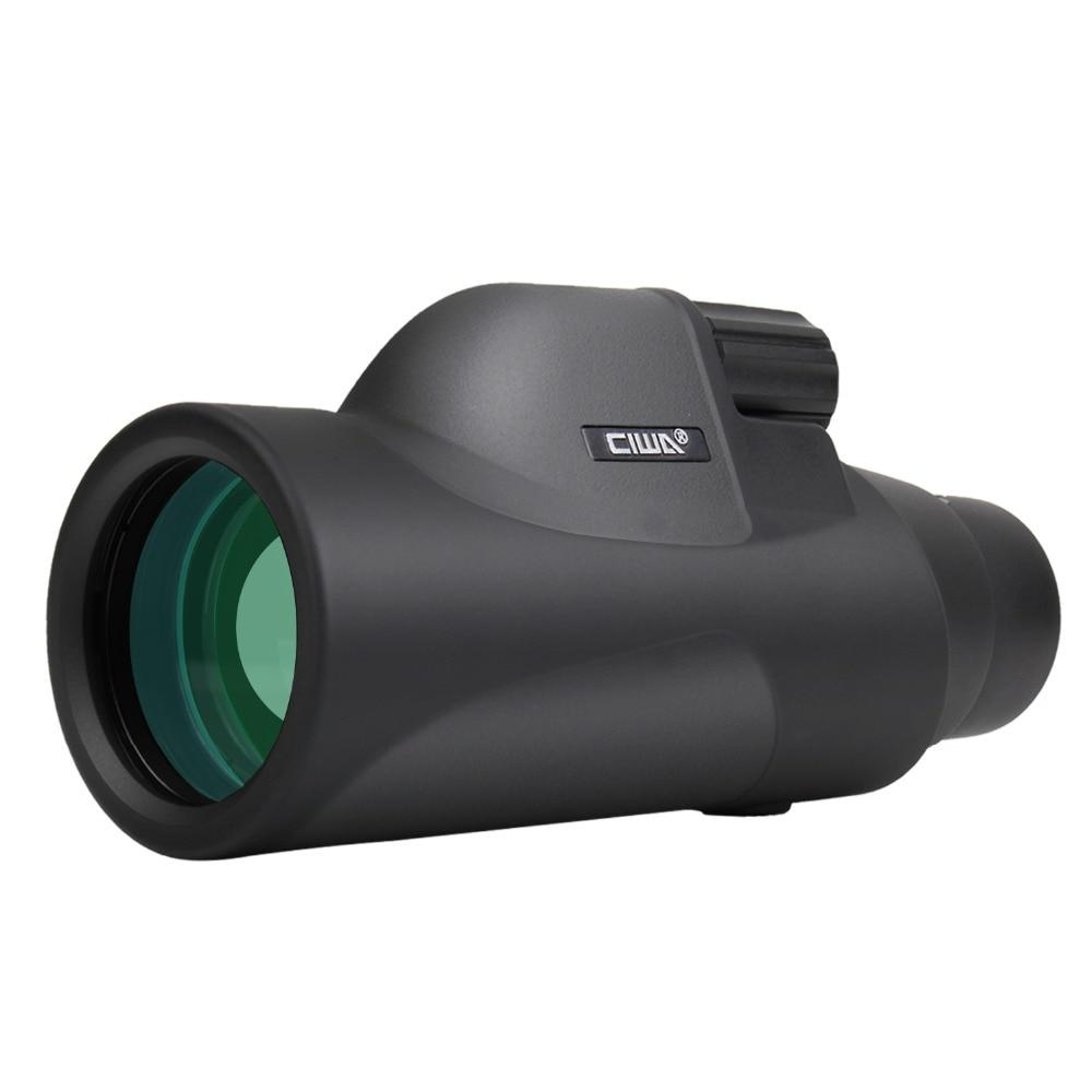 CIWA NO night vision HD Monocular vision eye 10X42 Powerful Single Focus Telescope Eyepiece HD High-power single-lens Monocular