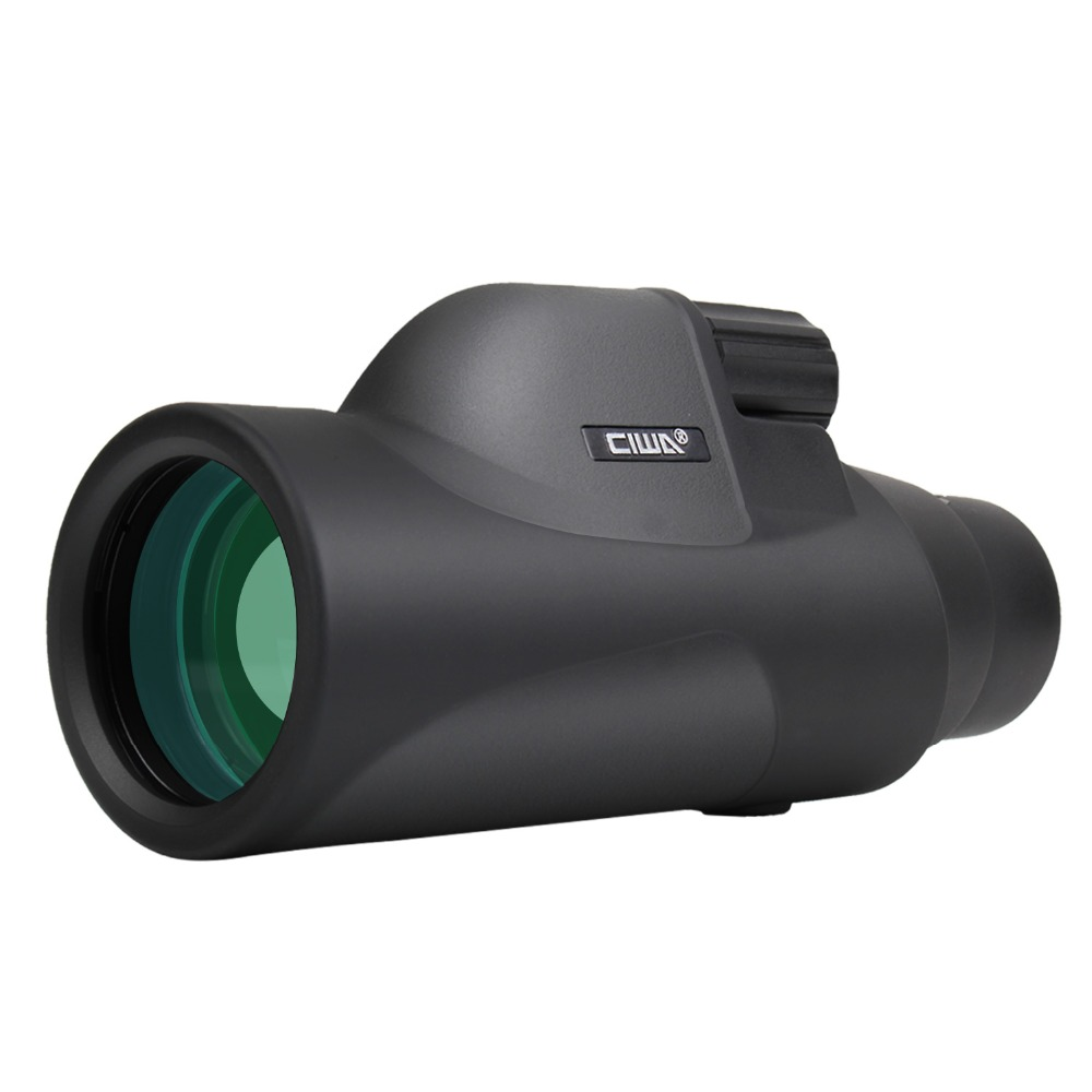 CIWA night vision Monocular vision eye 10X42 Powerful Single Focus Telescope Eyepiece Le ...