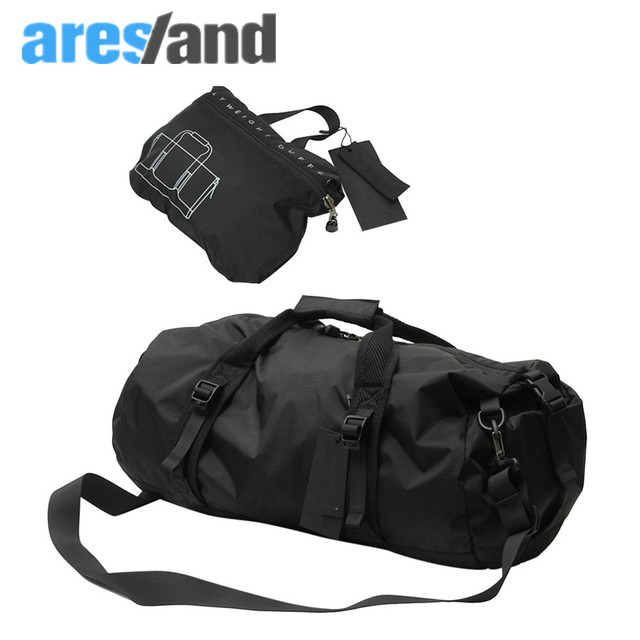 Aresland 2017 Foldable Travel Bag Men Women Ultra-Light Bag Waterproof Oxford Lady Luggage Large Capacity Size L/S