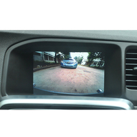 Suitable For Volvo 2015 S60 XC60 V60 V40 Sensus System Video Interface Add OEM Front / Backup Camera