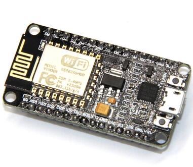 5pcs/lot NodeMcu Lua WIFI Internet Of Things Development Board Based CP2102 ESP8266 ESP-12E Module