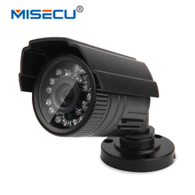 "MISECU Onvif P2P 1.0Mp In/Outdoor HD 720P Bullet IP Camera 1/4"" Megapixel 24pcs ABS IR Cut Night Vision CCTV Camera mobile view"