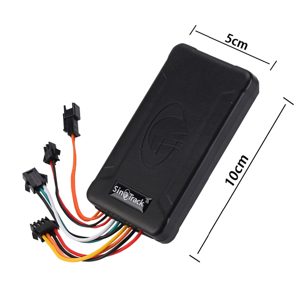 Image 2 - SinoTrack ST 906 GSM GPS tracker  for Car motorcycle vehicle tracking device with Cut Off Oil Power & online tracking software-in GPS Trackers from Automobiles & Motorcycles