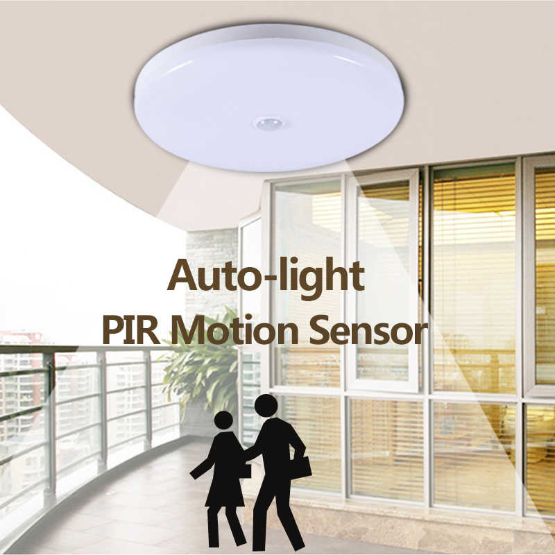 LED Ceiling light Motion Sensor Lamp Ceiling Lamps 220V Fixture Plafonnier Led Kitchen Room Lights Plafondlamp for Living Room