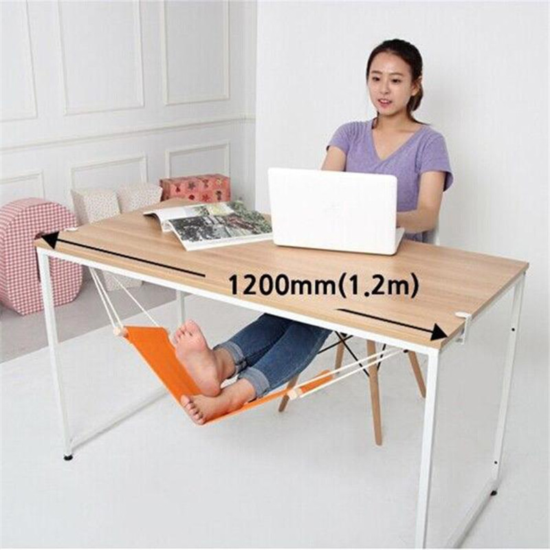 2017 New Portable Mini Office Foot Rest Stand Desk Feet Hammock Easy to Disassemble Home Study Library Outdoor Hamac the new skiip11nab126v1 skiip12nab126v1 12t4v1 to disassemble the invoice