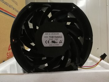 NEW DELTA THB1548AG DC 17251 48V 3.60A Pressurization high air volume cooling fan
