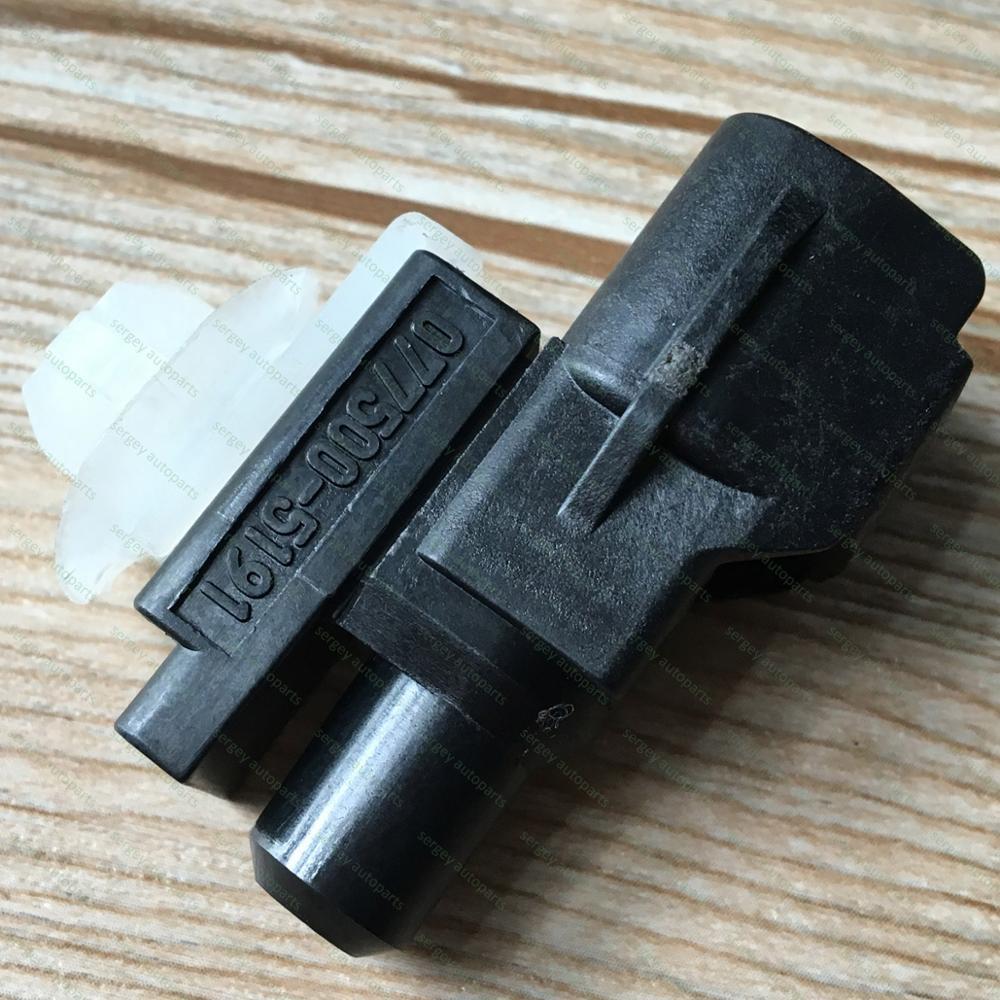 Genuine Sensor 077500-5191 0775005191 Temperature Sensor Air Temp For TOYOTA Prius Lexus