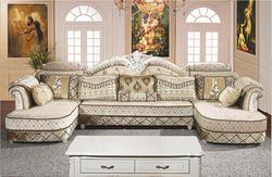 Meble do salonu nowoczesne tkaniny sofa europejski przekroju ZESTAW SOF a1265