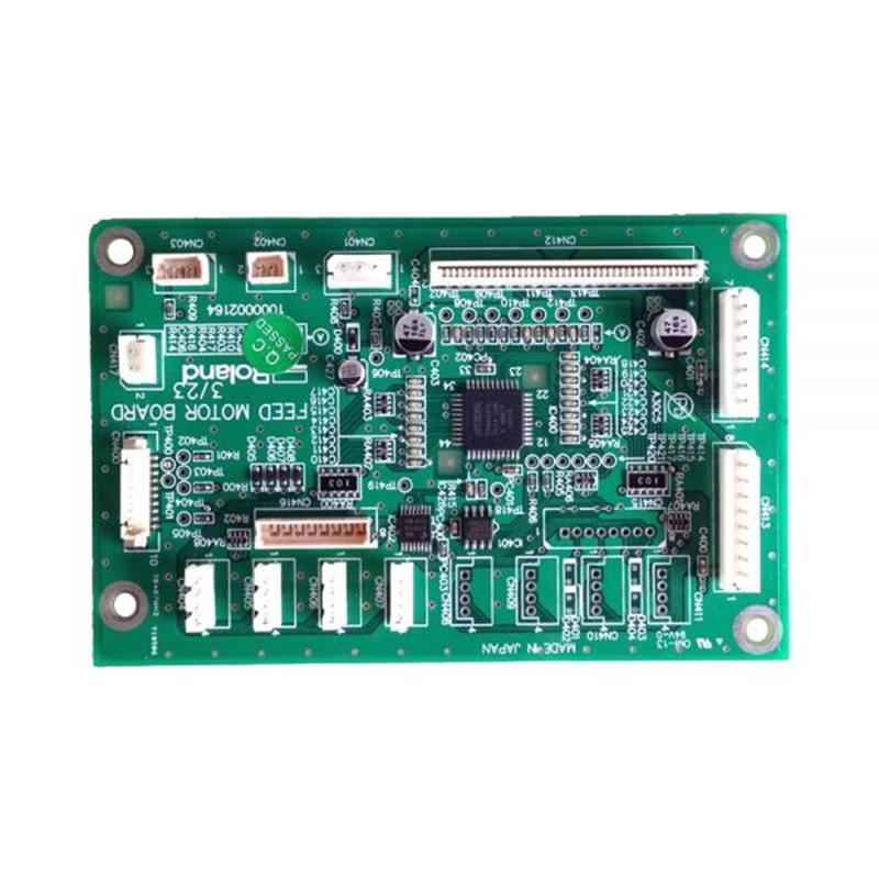 Generic Roland RS-640 Feed Motor Board roland vp 540 rs 640 vp 300 sheet rotary disk slit 360lpi 1000002162 printer parts