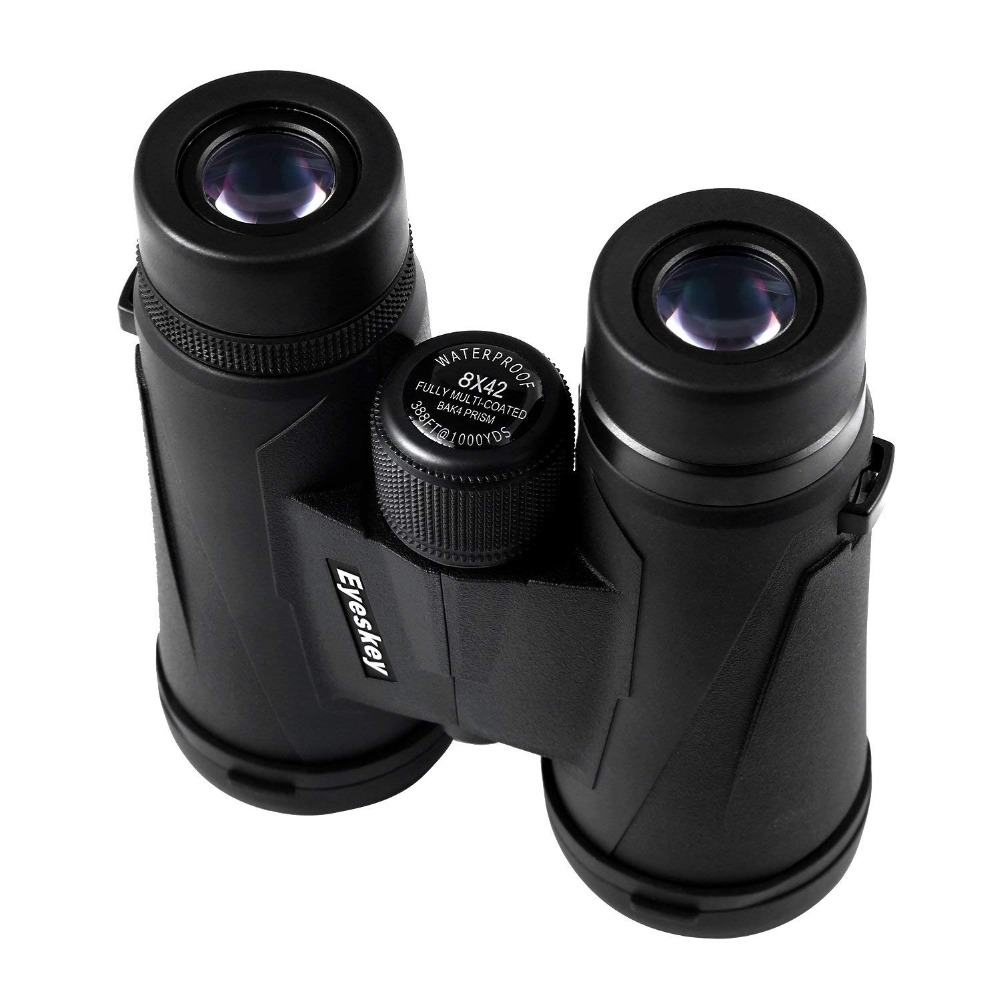 Image 3 - Eyeskey 8x42 Professional Waterproof Binoculars Extra Wide Field of View High Transmittance Telescope for Travelling and Hunting-in Monocular/Binoculars from Sports & Entertainment
