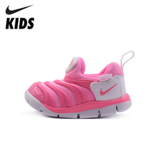 Nike Kids Original New Arrival Baby Cushion Light Running Shoes Comfortable Sports Sneakers #343938 original new arrival nike men s hypervenom phelon ii tf light comfortable football soccer shoes sneakers