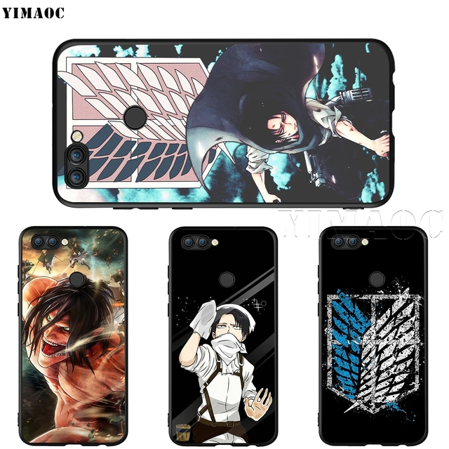Attack On Titan Levi Case Cover for Huawei Phones