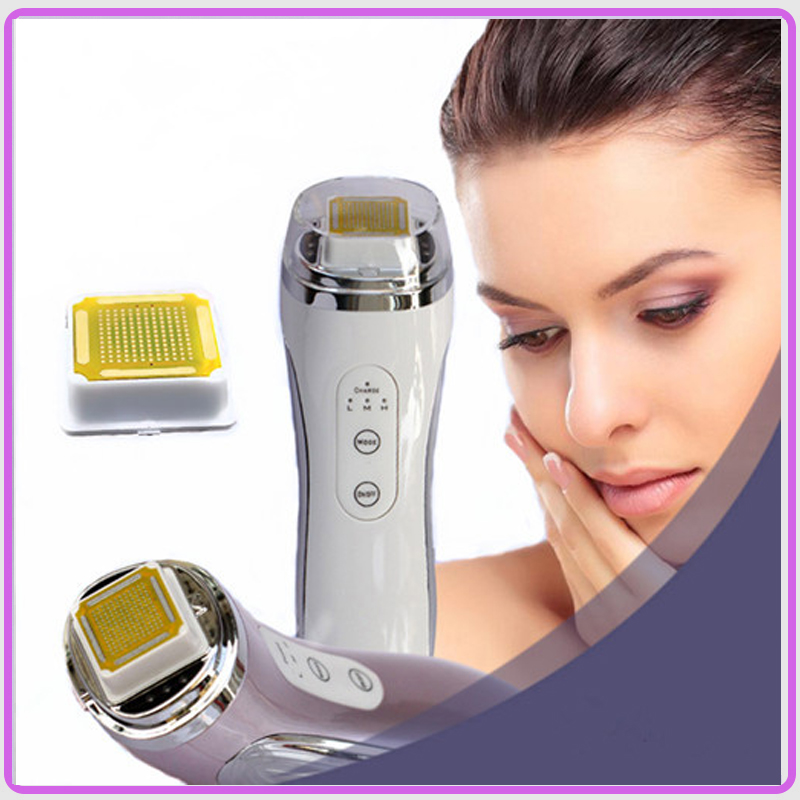 Upgraded Version Mini Handheld Eletroporation RF Radio Frequency Skin Tighten Magic Skin Warming Beauty Devices mini handheld rf