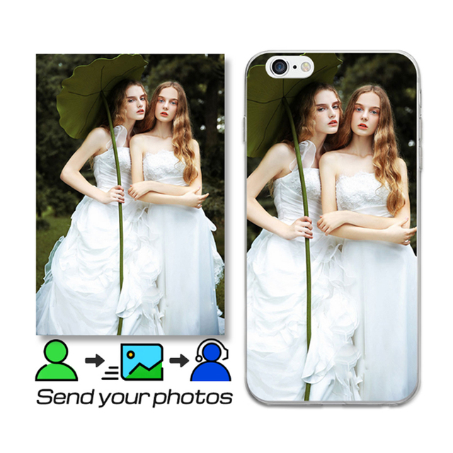 new product f263b f7db2 US $3.29 25% OFF|Aliexpress.com : Buy Custom DIY Photo Name Case for LG X  power 2 / K10 Power M320 M320N X320 M322 Soft Silicone Cover Customized ...