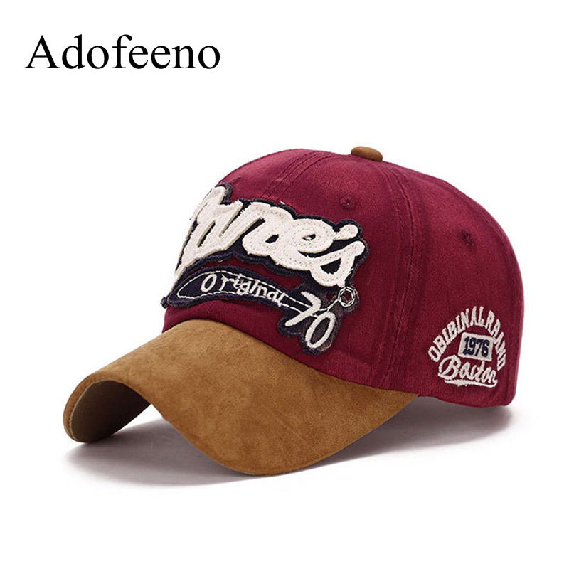9949815eda3 Adofeeno New Fashion Baseball Caps for Women Men Snapbacks Hats Letter Hip  Hop Caps Summer Spring