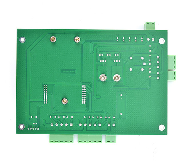 New RFID TCP/IP One Door Access Control Board Green Board TCP/IP+Free English Software T01