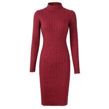 Neophil зимнее длинное сексуальное роскошное блестящее элегантное женское платье с блестками эластичное Полосатое тонкое трикотажное платье-футляр миди D2912