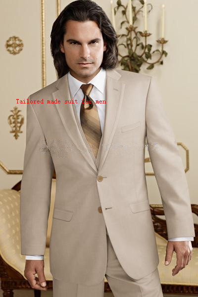 Grey Check Formal Men s Slim Fit Business Suits Wedding Tuxedos Suits For Men Bespoke 3