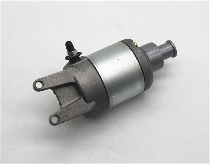 motorcycle starter engine starter for piaggio vespa 125 aprilia derbi for peugeot 58142r 58088r motorcycle parts Electric Motor