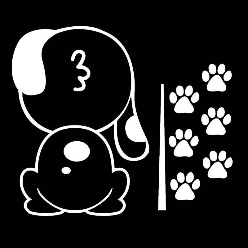 44 6 38cm dog wagging its tail wag windshield wiper rear car Panty Lips 44 6 38cm dog wagging its tail wag windshield wiper rear car sticker funny animal window decals c6 1482