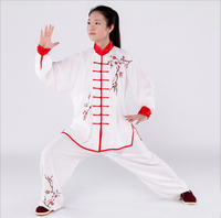 Martial Arts Suit Wushu Clothing Tai Chi Uniforms Kung Fu Sets for Exercise