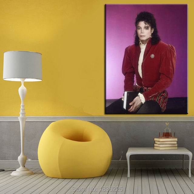 wall decoration house decoration products michael jackson oil ...