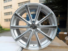 19x9 5J 5x120 72 56 ET35 Alloy Wheel Rims With The Hub Caps