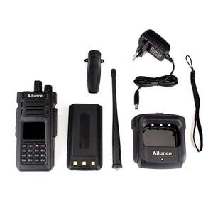 Image 5 - Retevis Ailunce HD1 DMR Digitale della Radio A due vie Radio Walkie Talkie 10W IP67 GPS DMR VHF UHF Prosciutto radio Amatoriale Ricetrasmettitore 2pcs