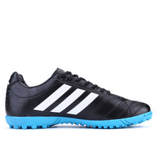 Outdoor Soccer Shoes TF Turf Sole Football Shoes Sneakers Children Kids Teenagers Athletic Training Shoes