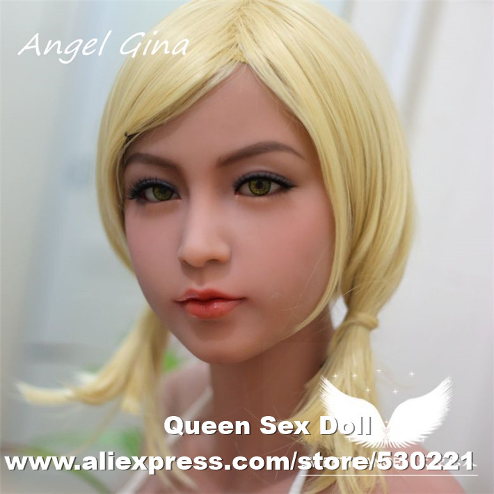 цены WMDOLL Top quality Silicone sex doll head for real human dolls, real doll adult, oral sex toy for men