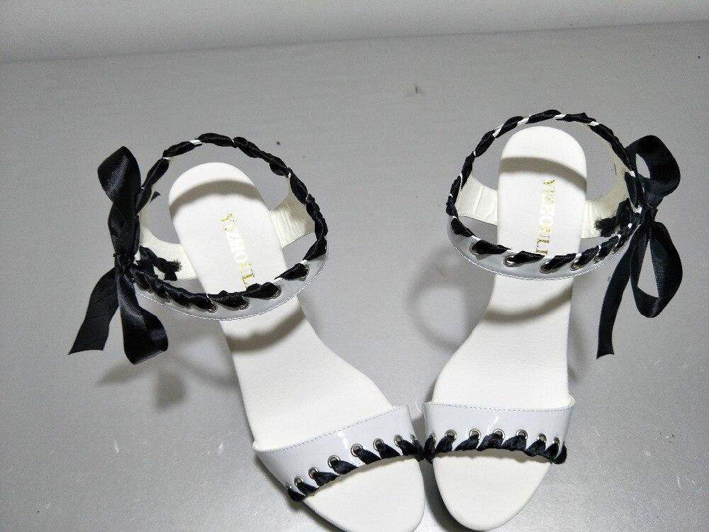 Reine 15 Farbe Bowknot Und Ultra Schuhe Versuchung Schöne Prinzessin Schwarzes Sandale Mit Der Cm Schmuck weiß Geschmack Chalaza Mode rqvHwxCPr