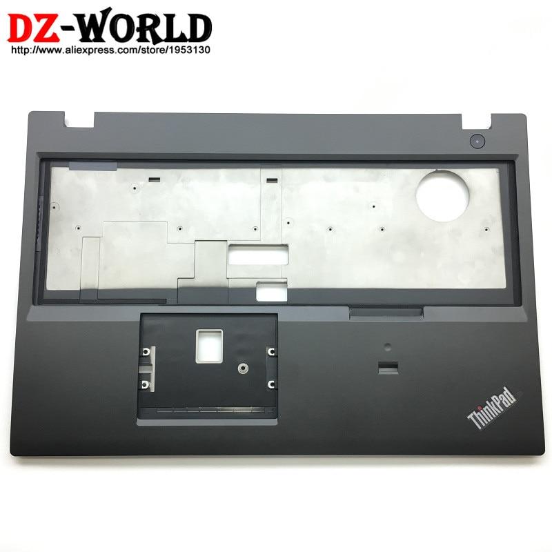 все цены на New Original for Lenovo ThinkPad T550 W550S Keyboard Bezel Palmrest Cover without Touchpad with Fingerprint Hole 00NY459 онлайн