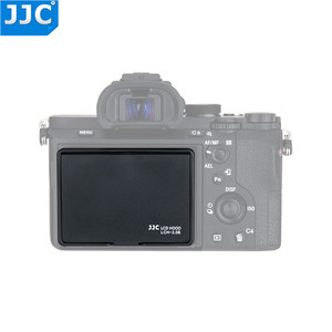 Image 2 - JJC Universal 3.0 inch LCD Screen Hood Protector Cover for Sony/Canon/Fujifilm DSLR Camera Black Pop up Case