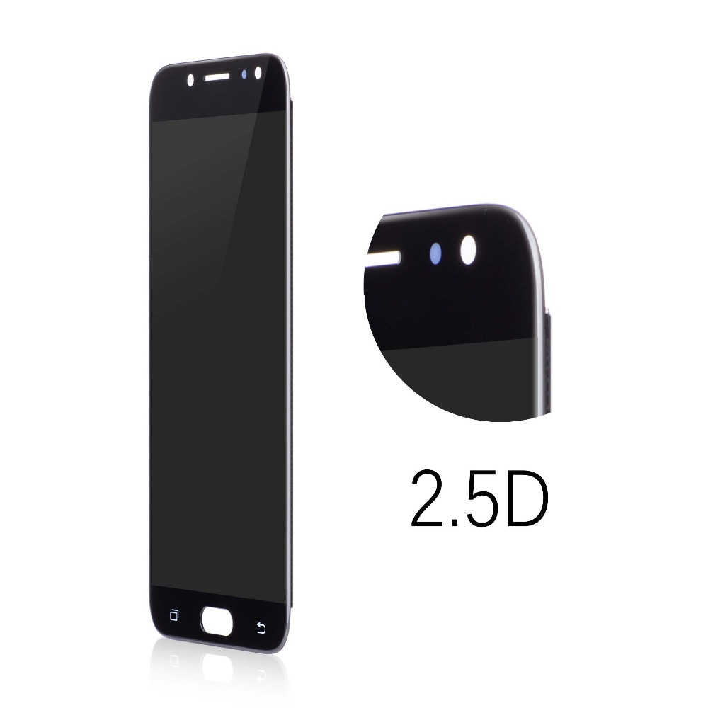 Image 2 - J7 Pro Lcd Screen Replacement For Samsung Galaxy J7 2017 Touch Screen J730 J730f Lcd Display Digitizer Assembly With Adhesive To-in Mobile Phone LCD Screens from Cellphones & Telecommunications