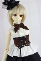1/3 1/4 BJD SD Doll Clothes Accessories dress suit skirt girl system for girls Toy gift