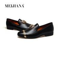 MeiJiaNa 2018 New Men Shoes Handsome Comfortable Brand Men Casual Shoes