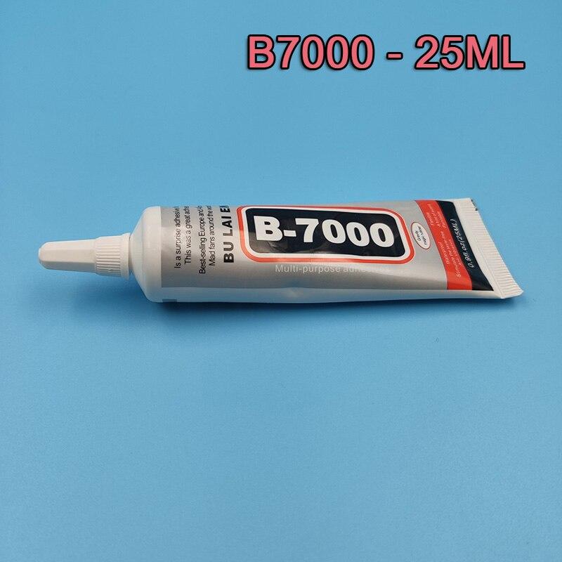 B7000 25ML polyvalent adhésif bijoux strass artisanat bricolage téléphone écran verre époxy résine Super liquide colle B-7000 Gel à ongles