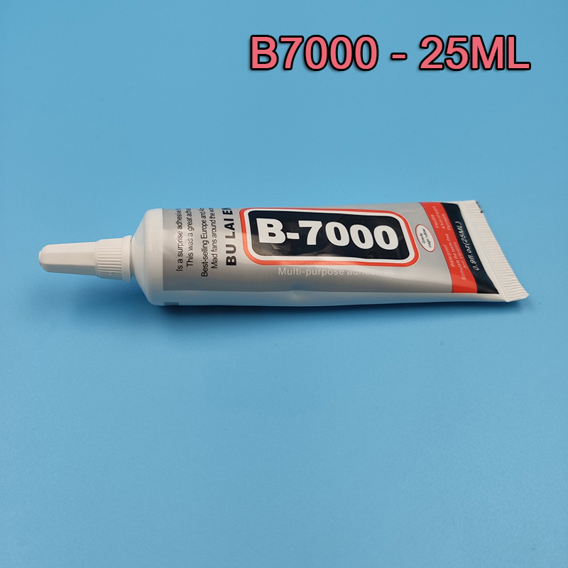 B7000 25ML Multipurpose Adhesive Jewelry Rhinestone Crafts DIY Phone Screen Glass Epoxy Resin Super Liquid Glue B-7000 Nail Gel image