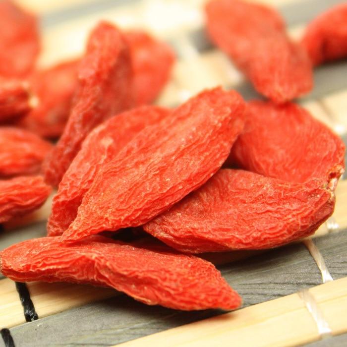Goji Berries 500g Nespera Organic Wolfberry Gouqi Berry Herbal Tea gouji New Chinese Goji Berry For