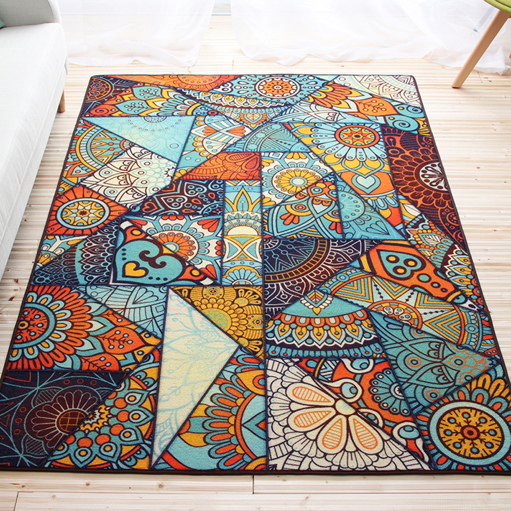 Rooster Tapestry Non Skid Rug: Aliexpress.com : Buy 140x200cm Large Carpet Living Room