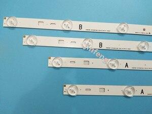 """Image 5 - 10 pièces x LED Bande De Rétro Éclairage pour Sony 40 """"TV KDL 40RM10B 2013SONY40A/B 3228 05 KDL 40W600B/40R480B/40R450B/40R483B/40R453B"""