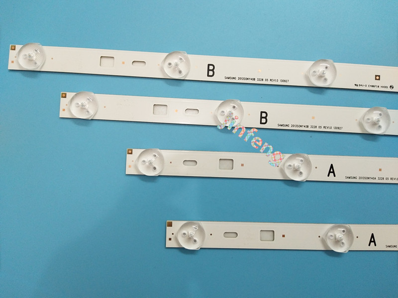 """Image 5 - 10pcs x LED Backlight Strip for Sony 40""""TV KDL 40RM10B 2013SONY40A/B 3228 05 KDL 40W600B/40R480B/40R450B/40R483B/40R453B-in Computer Cables & Connectors from Computer & Office"""